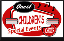 Kid's Choir Spec Events