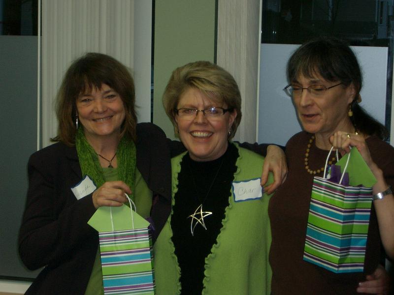 Lucinda, Char & Jan