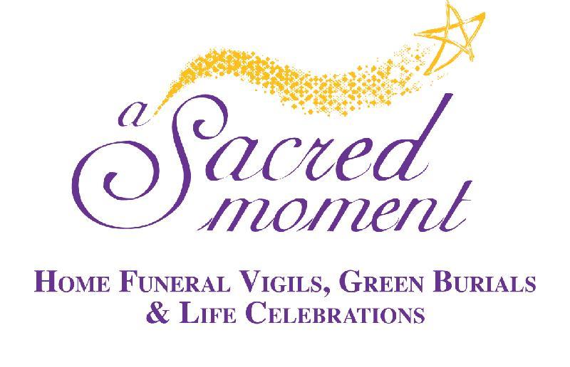 A Sacred Moment's Logo