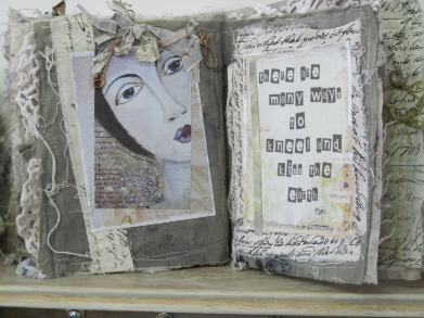 Art Journal by Autumn Summerfield