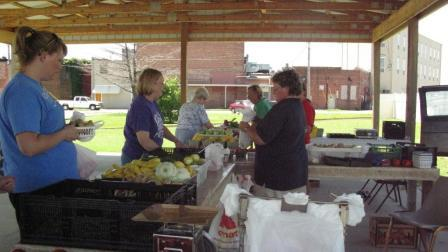 Farmer's Market June 2011