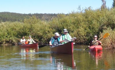Clearwater Resource Council, canoe trail mapping