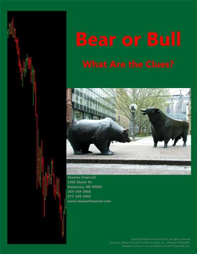 Bear or Bull Cover