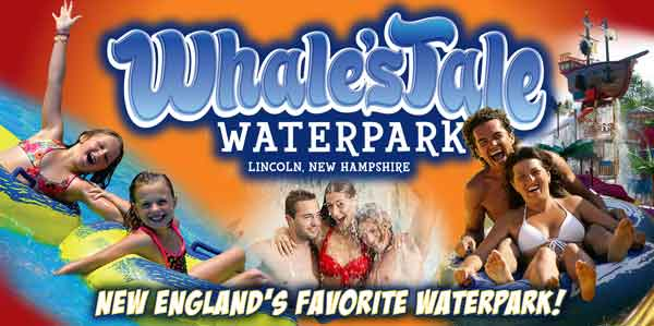 Whales Tale Waterpark New England Favorite