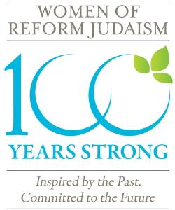 WRJ Centennial Logo
