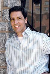 Photo of James Schwartz, editor-in-chief of Preservation magazine