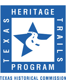 Logo for the Texas Heritage Trails Program