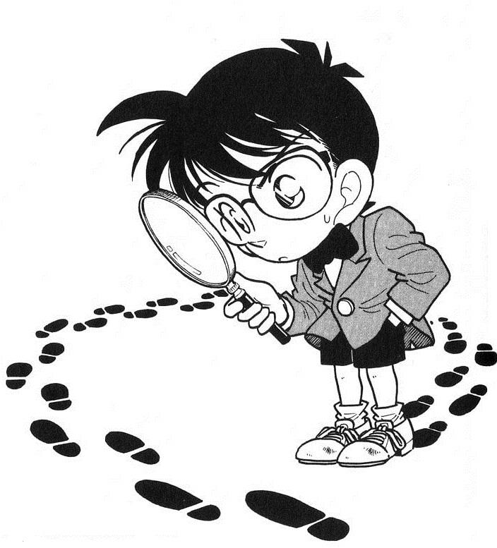 small detective