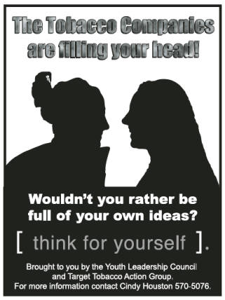 Think for Yourself Ad