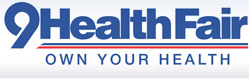 9 Health Fair Logo