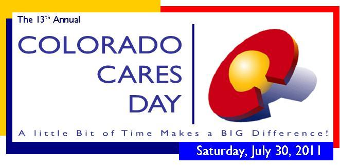 Colorado Cares Day Logo
