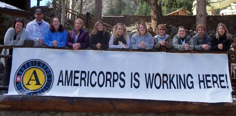 2011 AmeriCorps Team