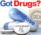Rx Drug Take-back