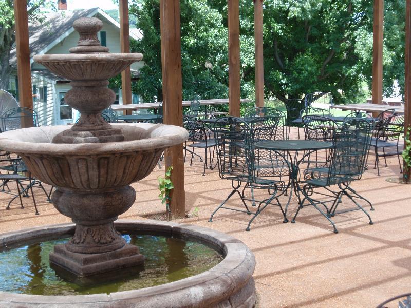 wine and beer garden