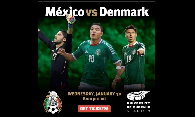 Mexico Denmark