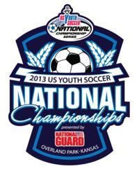 USYS National Championship Logo