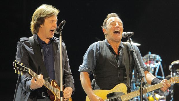 Springsteen McCartney