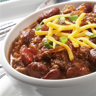 Chef Tiffany's Chili