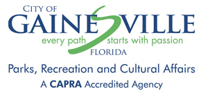 City of Gainesville Parks Recreation and Cultural Affairs, a CAPRA accredited agency