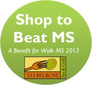 2012 Walk event - Shop to Beat MS
