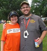 MuckRuckus volunteers