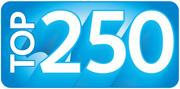 City to Shore Top 250 logo