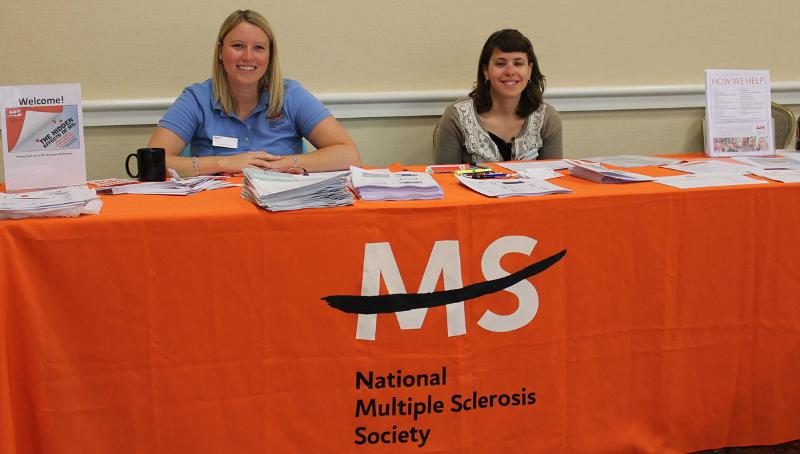 National MS Society staff