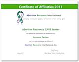 Certificate 2011