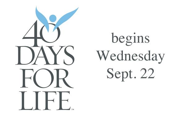40 Days countdown