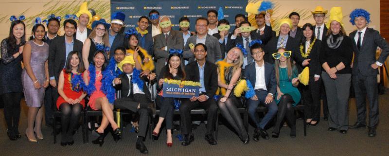 2015 MSCM Graduates