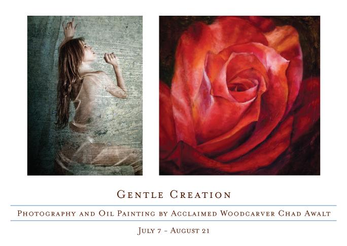 July art opening