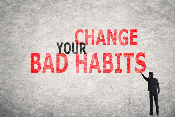 Change Bad Habits