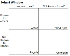 JoHari Window  The Raffetto Group