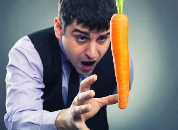 Man & Carrot