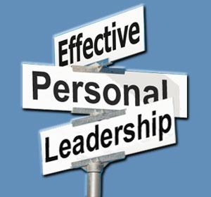 Effective Personal Leadership