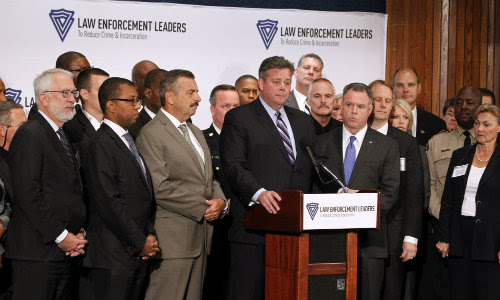 Law Enforcement Leaders To Reduce Crime & Incarceration