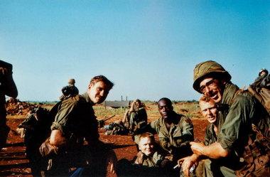 Patrick McLaughlin in Vietnam