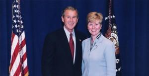 W with Susan Brooks