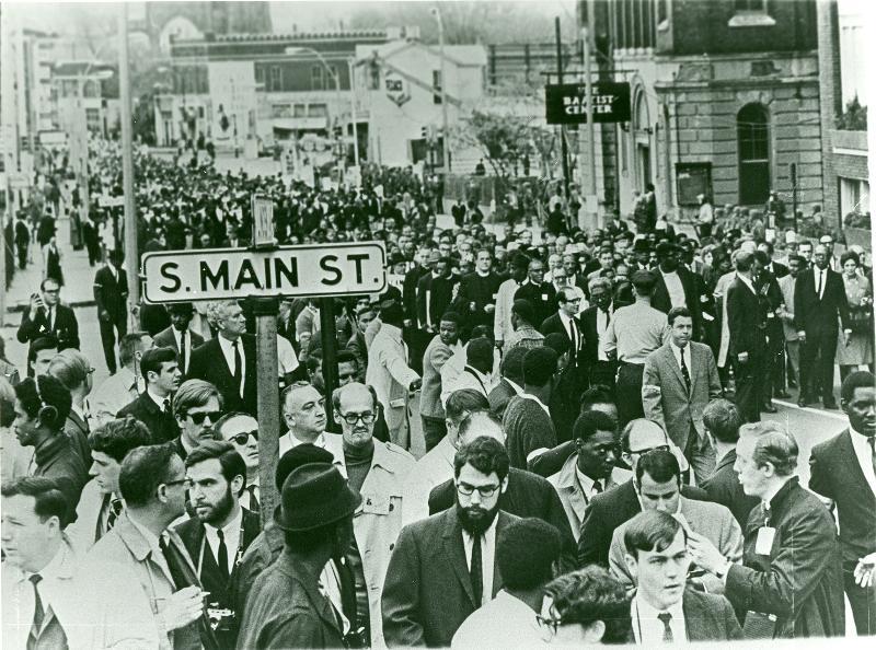 MLK Memphis March