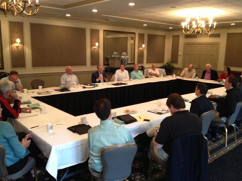 Charleston board meeting