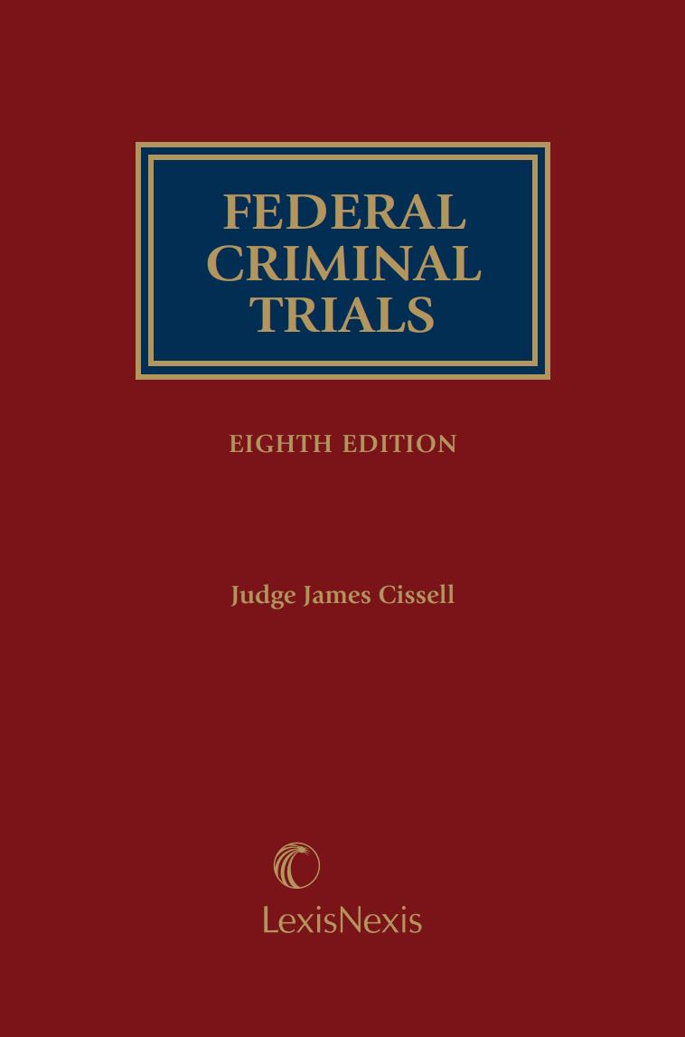 Federal Criminal Trials