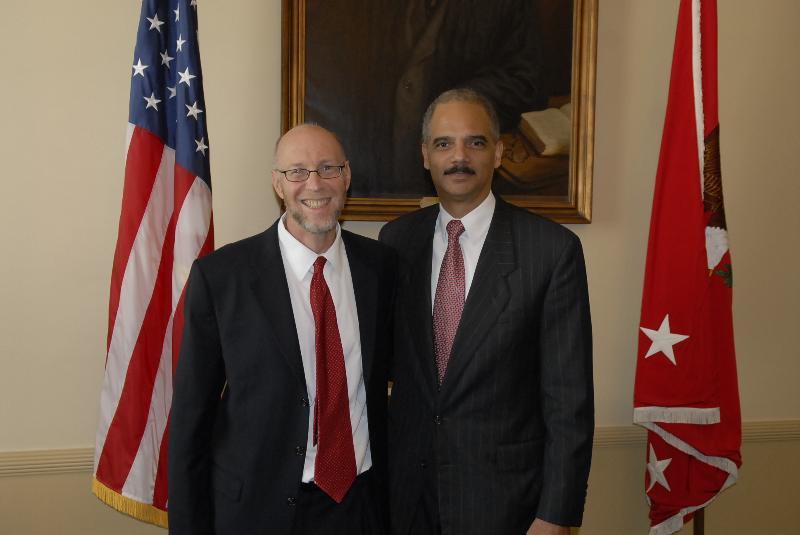 Michael Dreeben and Eric Holder