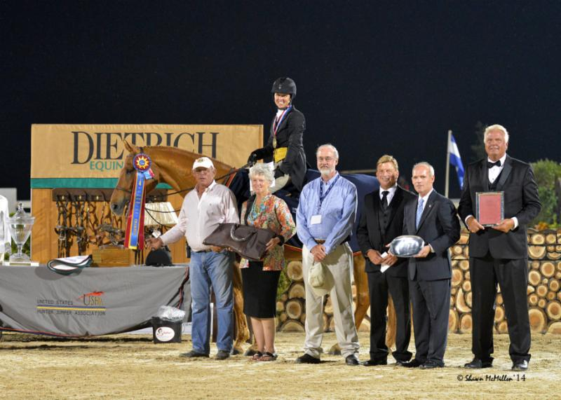 Back-to-Back Derby Championship Titles for Boyd and Brunello