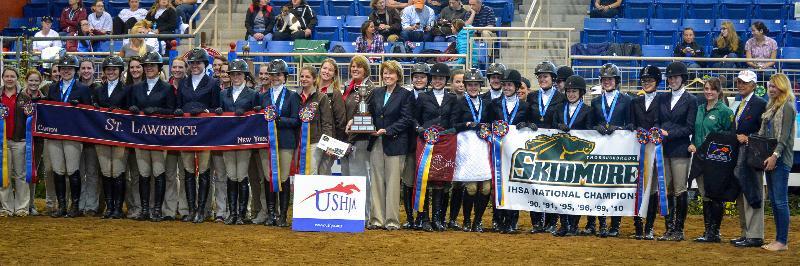 2013 IHSA Co Champs