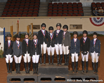 Children's Team Medal by Holly Ridge Photography