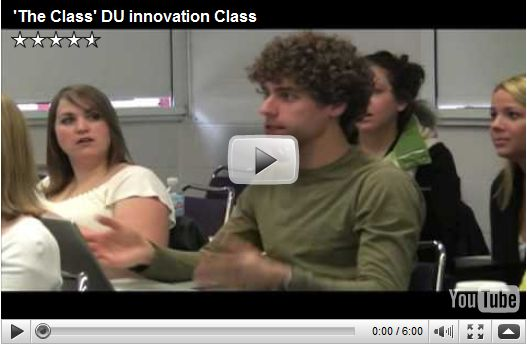 Image of The Class Video on YouTube
