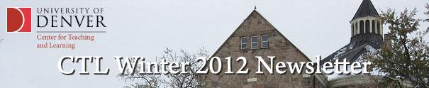 Winter 2012 Banner