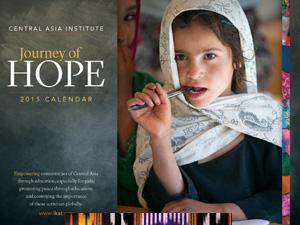 Journey of Hope Calendar