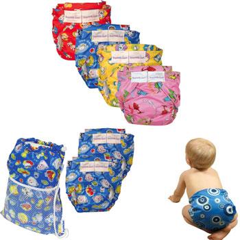 Bumkins Diapers