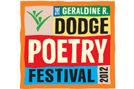 Dodge poetry logo
